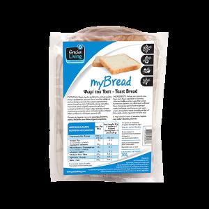 Ψωμί του τοστ 300gr